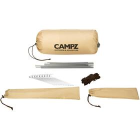 CAMPZ Tienda de Campaña Niños, beige/marrón